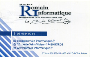Romain Informatique