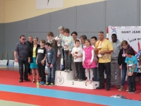 Visualiser l'album Tournoi de Saint Jean d'Angely 2014